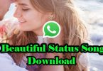 beautiful status song