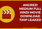 angrezi medium full movie download filmyzilla