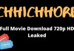Chhichhore Full Movie Download