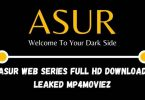 asur web series full download