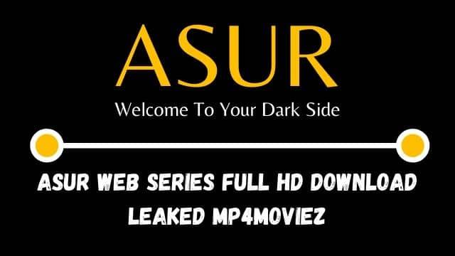 asur web series full download