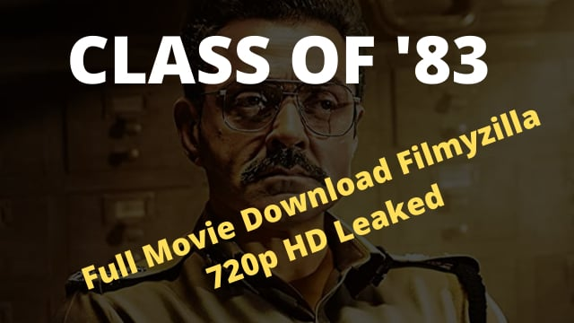 class of 83 full movie download