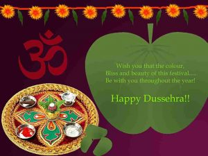 Wish You Happy Dussehra Greetings Images