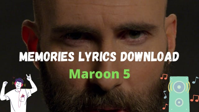Memories Lyrics Download