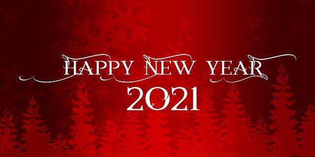 happy new year 2021 sms image download