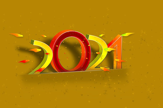 new year 2021 photo